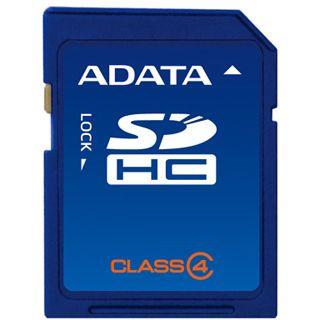 16 GB ADATA Standard SDHC Class 4 Retail