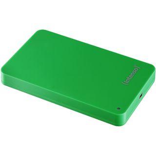 """500GB Intenso MemoryStation 6002533 2.5"""" (6.4cm) USB 2.0 gruen"""