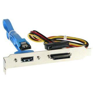 InLine SATA Slotblech für Mainboards (33207C)