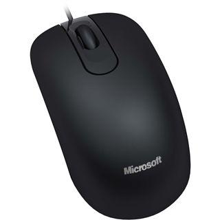Microsoft Optical Mouse 200 OEM USB schwarz (kabelgebunden)