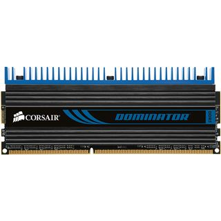 8GB Corsair Dominator DDR3-1600 DIMM CL8 Quad Kit