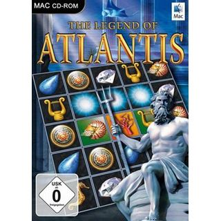 Application Systems The Legend of Atlantis (MAC)