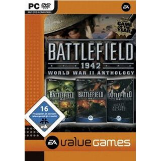 AK Tronic Battlefield 1942 WW2 Anthology 16 (PC)