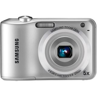 Samsung ES30, DigiCAM 12.2 MP silber