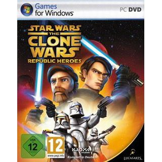 AK Tronic Star Wars Republic Heroes 12 (PC)