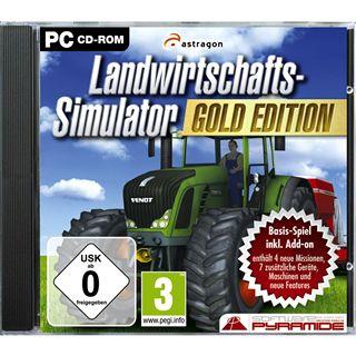 AK Tronic Landwirtschaftssimulator Gold Edition (PC)