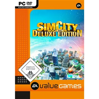 AK Tronic Sim City Societies 0 (PC)