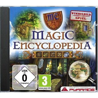 AK Tronic Magic Encyclopedia 1 (PC)