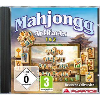 AK Tronic Mahjong Artifacts 1+2 (PC)