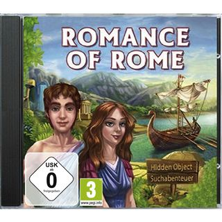 AK Tronic Romance of Rome (PC)