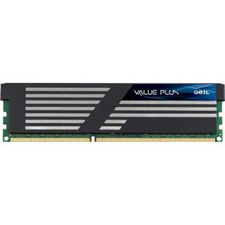 2GB GeIL Value Plus DDR3-1333 DIMM CL7 Single