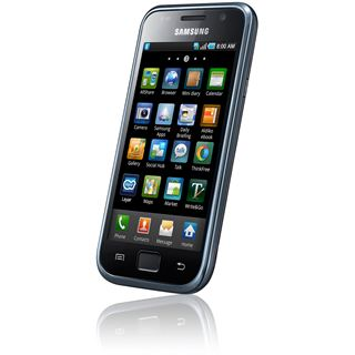 Samsung Galaxy S I9000 Schwarz