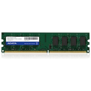 1GB ADATA Value DDR2-800 DIMM CL5 Single