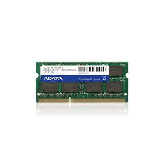 4GB ADATA Value DDR3-1333 SO-DIMM CL9 Single