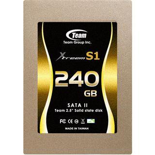 "240GB TeamGroup SSD 2.5"" (6.4cm) SATA 3Gb/s MLC asynchron"