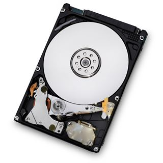 """640GB Hitachi Travelstar 5K750 HTS547564A9E384 8MB 2.5"""" (6.4cm) SATA 3Gb/s"""