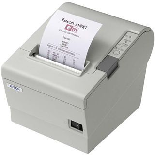 Epson TM-T88IV weiß Thermotransfer USB 2.0