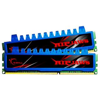 8GB G.Skill Ripjaws DDR3-1600 DIMM CL8 Dual Kit