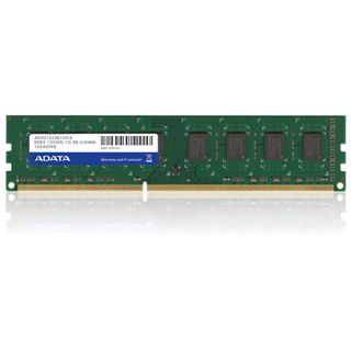 2GB ADATA Premium-Serie DDR3-1333 DIMM CL9 Single