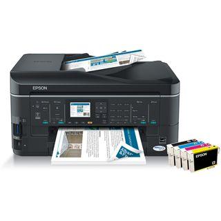 Epson Stylus Office BX925FWD Tinte Drucken/Scannen/Kopieren/Faxen USB 2.0/WLAN