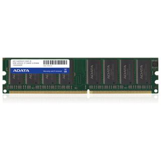 1GB ADATA Value DDR2-400 DIMM CL3 Single