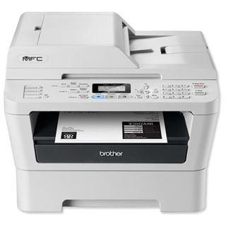 Brother MFC-7360N S/W Laser Drucken/Scannen/Kopieren/Faxen LAN/USB 2.0