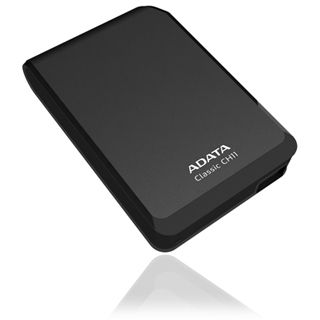 """500GB ADATA Classic CH11 ACH11-500GU3-CBK 2.5"""" (6.4cm) USB 3.0 schwarz"""