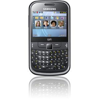 Samsung S3350 Ch@t 335 metallic-bk