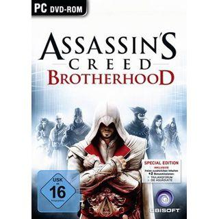 Ubisoft ASSASSINS CREED BROTHERHOOD (PC)