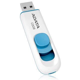 8 GB ADATA Classic Series C008 weiss USB 2.0