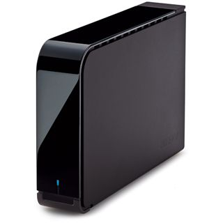 "1000GB Buffalo DriveStation HD-LB1.0TU3-EU 3.5"" (8.9cm) USB 3.0 schwarz"