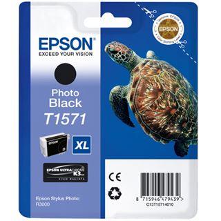 Epson Tinte C13T15714010 schwarz photo