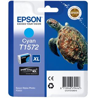 Epson Tinte C13T15724010 cyan