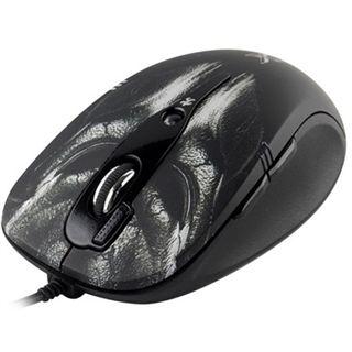 A4Tech Gamer X-760H optische Gaming Maus USB