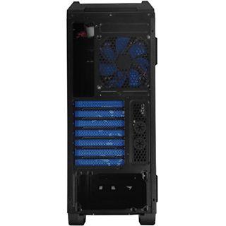 Raidmax Helios Midi Tower ohne Netzteil schwarz