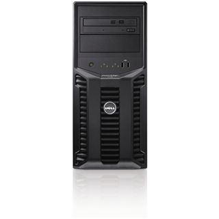 Dell Server PowerEdge T110 X3450/4096MB/2x500GB/ohne OS/ 3Y NBD