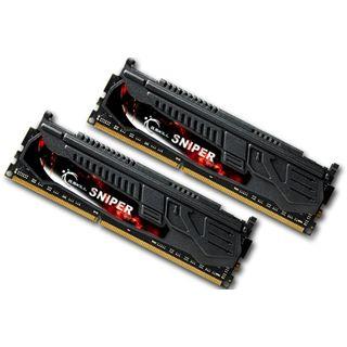 8GB G.Skill SNIPER DDR3-1600 DIMM CL7 Dual Kit