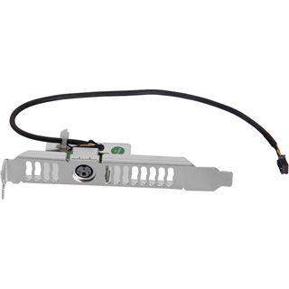 PNY Stereo Slotblech für Quadro 4000 (QSP-STEREOQ4000-PB)