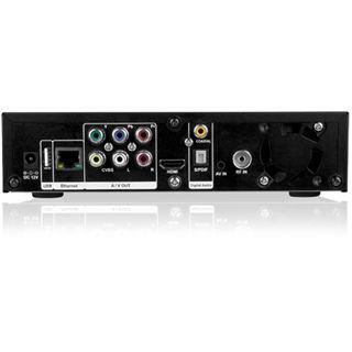 Raidsonic ICY BOX IB-MP3012DVB-T HDMI/WLAN