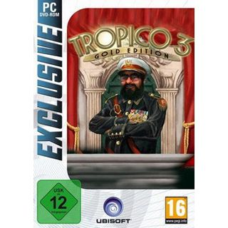 Ubisoft exclusive Tropico 3: Gold-Edition (PC)