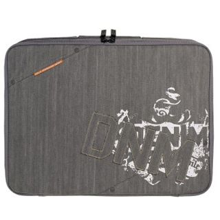 "Golla Laptop Basic Sleeve - D'NIM 15"" - 16"" - grau"