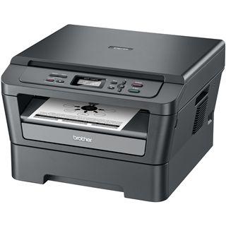 Brother DCP-7060D S/W Laser Drucken/Scannen/Kopieren USB 2.0