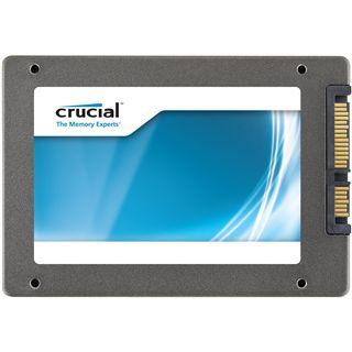 "64GB Crucial m4 SSD 2.5"" (6.4cm) SATA 6Gb/s MLC synchron (CT064M4SSD2)"