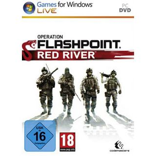 Codemasters OPERATION FLASHPOINT: RED RIVE (PC)