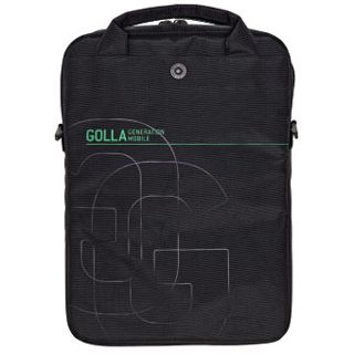 Golla Laptop Bag Lite Style - UNIT - schwarz
