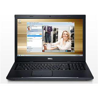 "Notebook 17.3"" (43,90cm) Dell Vostro 3750 -Silver- i3-2310M/2048MB/250GB/44 cm (17,3"") W7HP 2yr Basic Vor Ort Service (NBD)"