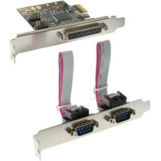 InLine 76624C 3 Port PCIe x1 zweites Slotblech retail