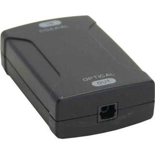 InLine Audio Konverter für Toslink Signale (89909A)