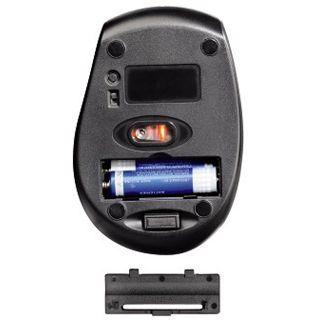 Hama M2150 USB schwarz (kabellos)