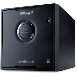 "4000GB Buffalo DriveStation Quad HD-QL4TU3R5-EU 3.5"" (8.9cm) USB"
